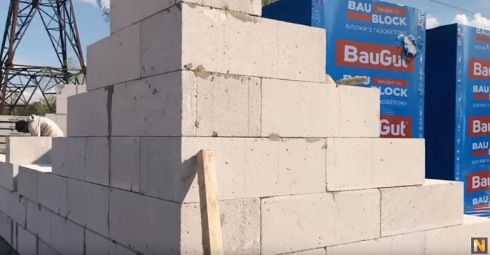 Баптисти побудують у Луцьку чотири будинки сімейного типу