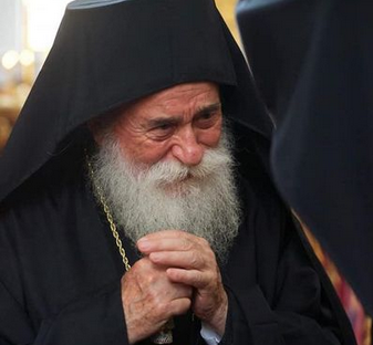 Помер схіархимандрит, який відновив колишній «малоросійський» скит на Афоні