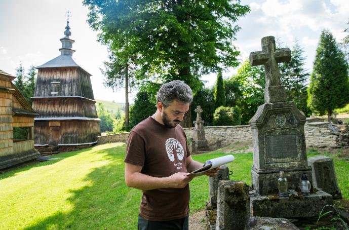 В Польщі відбулась експедиція з метою пошуку пам'яток культурної спадщини українців