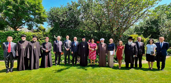 Представники Церков обговорили з дипломатами G7 роль релігійних організацій у розбудові миру та у боротьбі з дезінформацією