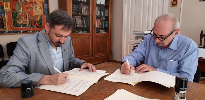 Українські та грузинські вчені спільно досліджуватимуть культурно-історичну спадщину Афону