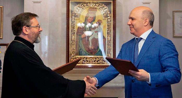 Міндовкілля та Рада Церков підписали меморандум про співпрацю