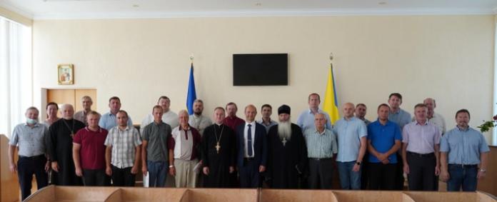 У Фастові вперше на регіональному рівні створено Раду Церков