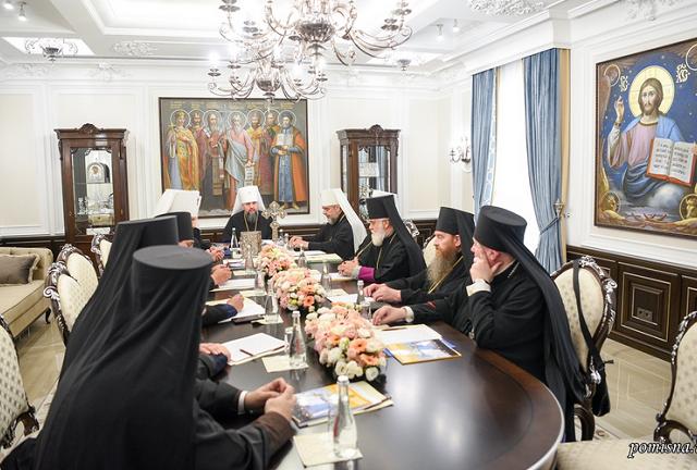 Синод ПЦУ затвердив уніфіковану редакцію Символу віри українською мовою