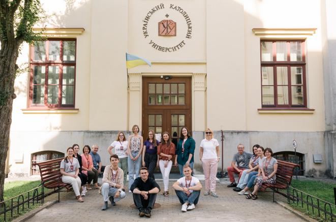 Понад половина першокурсників Українського католицького університету входить до 5 % найкращих випускників України