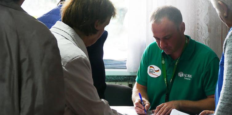 Адвентисти розгорнули масштабну благодійну роботу в Україні