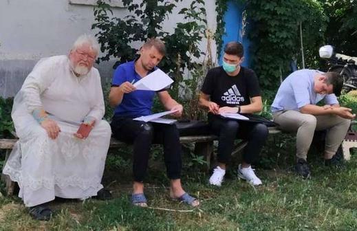 Призначена дата суду над настоятелем храму ПЦУ в окупованому Криму
