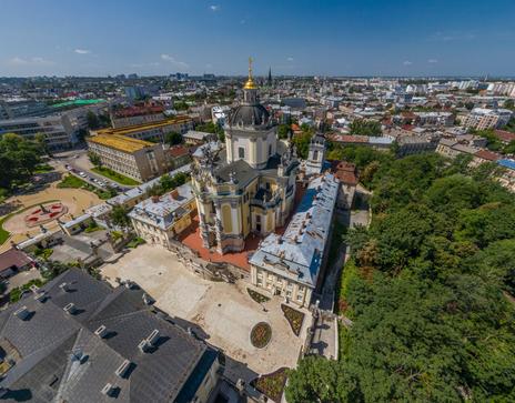 На Львівщині запустили онлайн-тур сакральними пам
