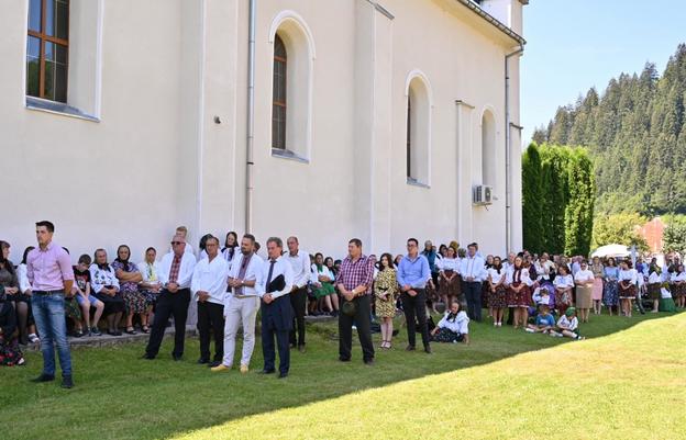 Українське село в Румунії відзначило церковне свято
