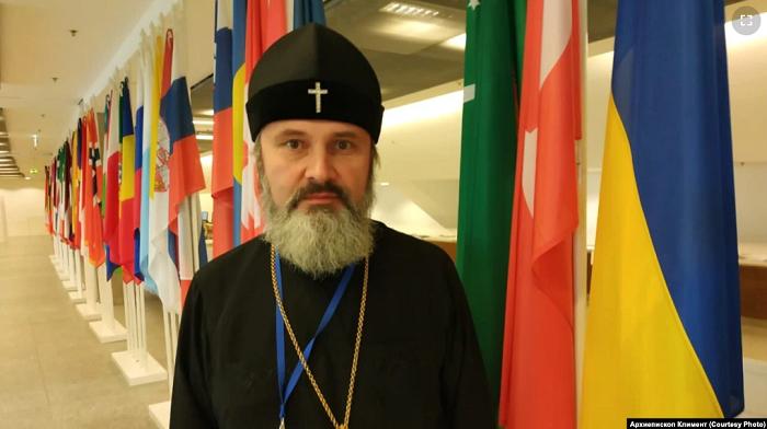 Митрополит ПЦУ: готуємо заяву до ЄСПЛ через зрив богослужіння в кримському храмі