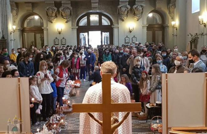 Українці Угорщини просять угорську єрархію допомогти у справі будівництва храму в Будапешті