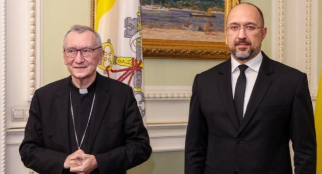 Україна чекає на візит папи Римського і посилює співпрацю з Ватиканом