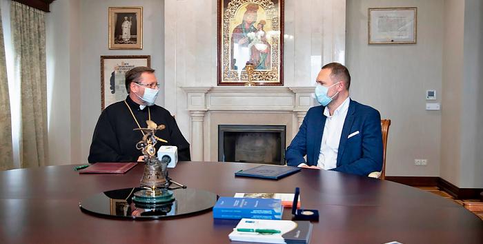 Рада Церков і Міносвіти підписали угоду про співпрацю у ціннісному вихованні дітей і молоді