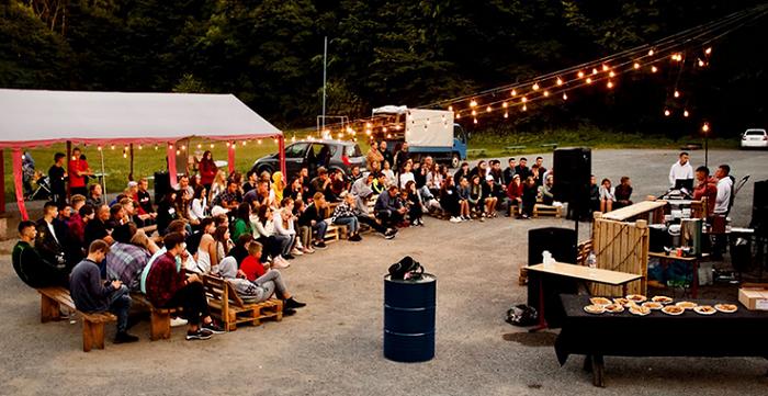 На Тернопільщині відбувся перший молодіжний фестиваль баптистів