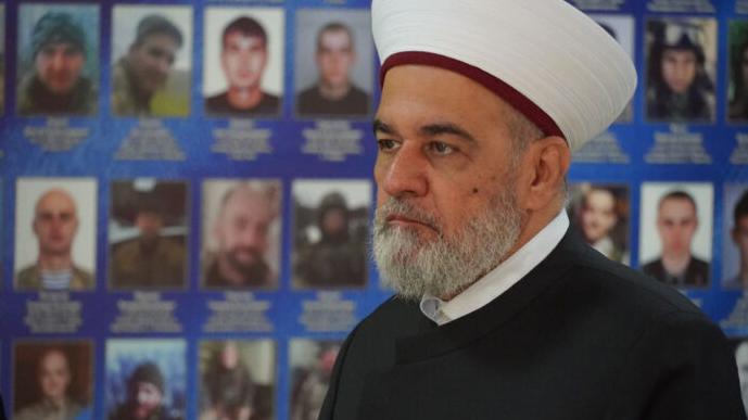 Духовне управління мусульман України організувало благодійні акції в підтримку Нацгвардії та сімей загиблих військових