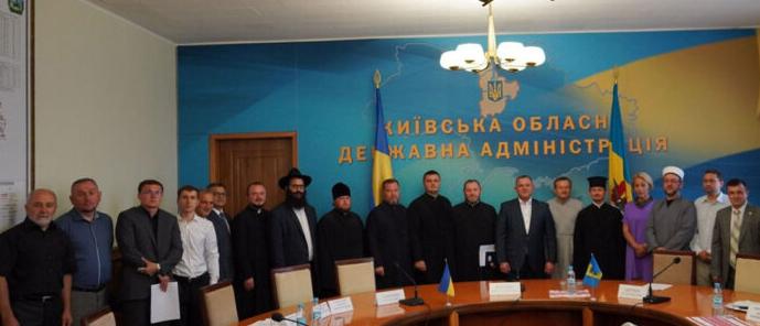 Створюється обласна Рада церков і релігійних організацій
