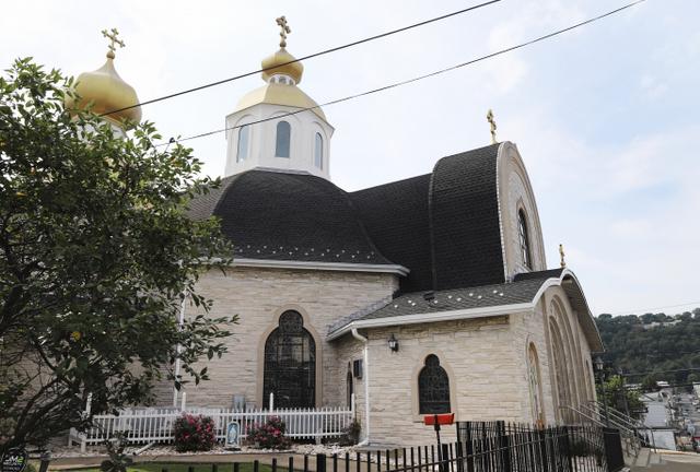 Архиєпископ УГКЦ відслужив літургію у найстаршій українській католицькій парафії США