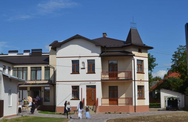 На Львівщині відкрили новозбудований дитсадок УГКЦ
