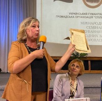 Адвентисти пропонують відкрити на Київщині бювет імені лікаря Вітольда Камінського