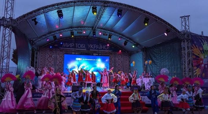 """Християни проводять в Києві щорічний благодійний фестиваль """"ЖивиFest"""""""