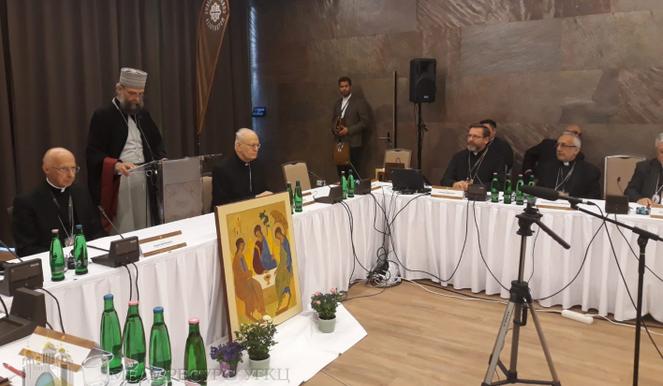 Глава УГКЦ бере участь у Зустрічі східних католицьких єпископів Європи