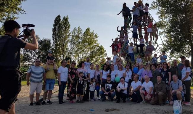 Греко-католики провели День родини і відкрили навчання в українських школах Будапешта