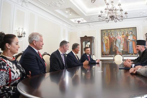 Глава ПЦУ домовився з конгресменами США про експертну співпрацю