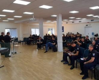 60 капеланів навчалися у Києві під егідою міжнародного об