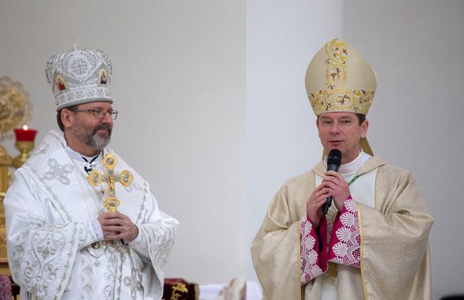 Римо-католики святкують 700-річчя оновлення Київської дієцезії