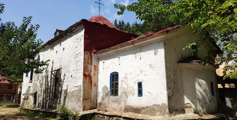 На Афоні проведено експедицію забутими слідами українських ченців XVIII – XIX стт