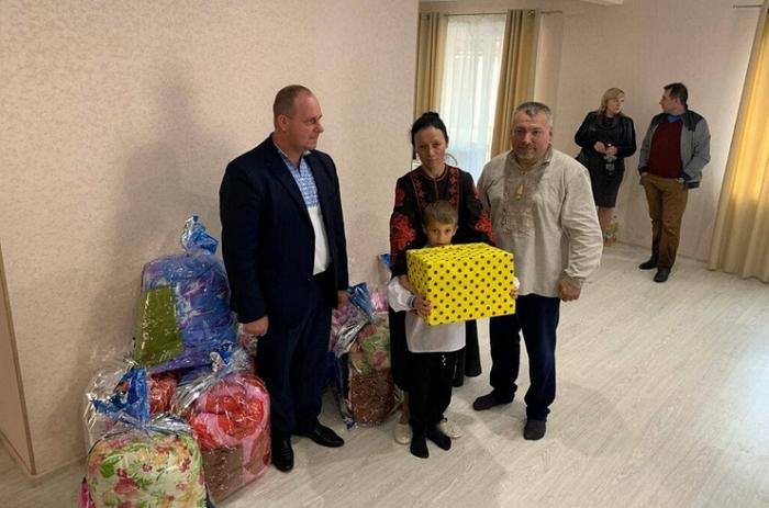 Баптисти відкрили два будинки для дітей-сиріт на Черкащині
