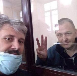 Митрополит ПЦУ відвідав ув'язненого в Криму журналіста
