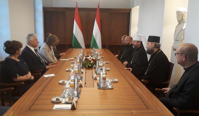 Українці-греко-католики Угорщини отримають земельну ділянку для будівництва храму, школи та дитячого садка