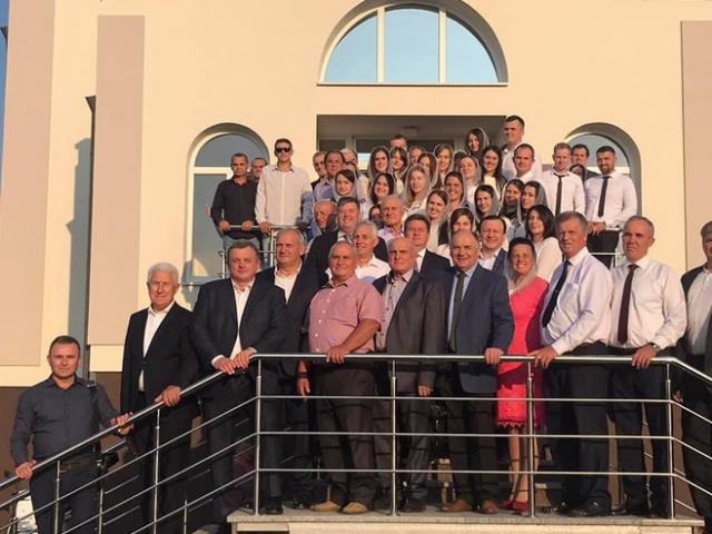 На Рівненщині п'ятидесятники відкрили два нові Доми молитви