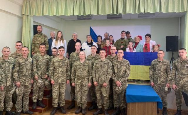 Католики проводять євангелізацію у військових частинах Львова