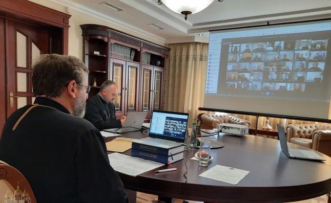 Синод УГКЦ ухвалив чотири розділи майбутнього Кодексу канонів УГКЦ та затвердив Концепцію екуменічної позиції