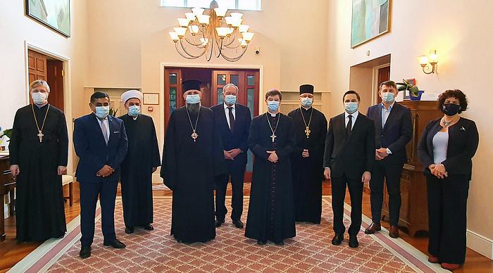Представники Ради Церков обговорили з представником британського уряду питання захисту прав віруючих