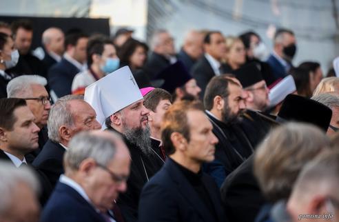 Єпископи та президенти вшанували жертв трагедії у Бабиному Яру