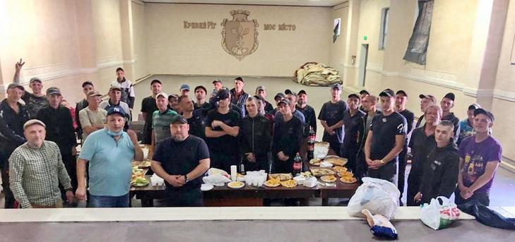 «Дерех а-Хесед» поширює місію у виправних колоніях Дніпропетровського регіону