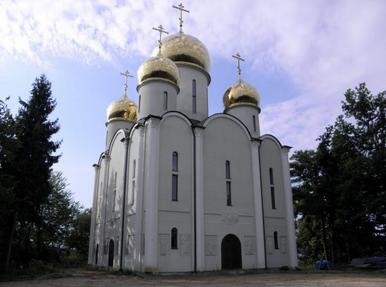 Преображенському Тереблянському монастирю – 100 років