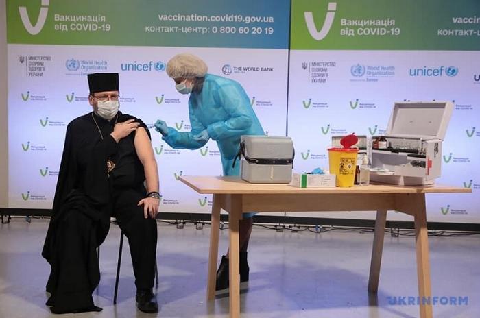 Митрополит УГКЦ: «Серед духовенства досить високі показники вакцинації»