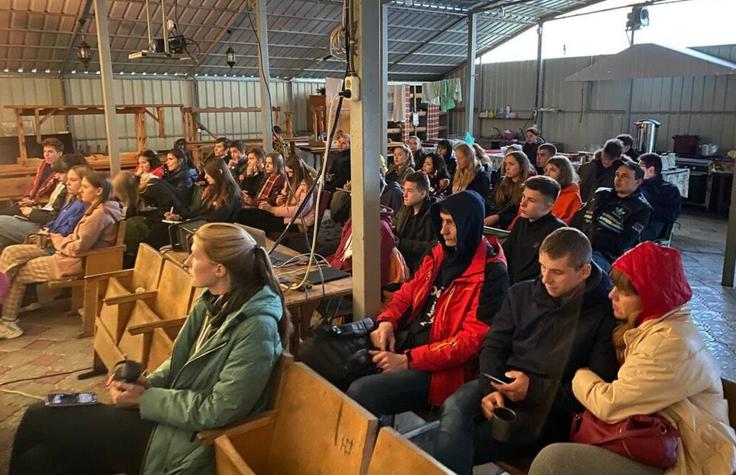 Баптисти обговорюють запровадження гуманітарних проєктів у східних областях