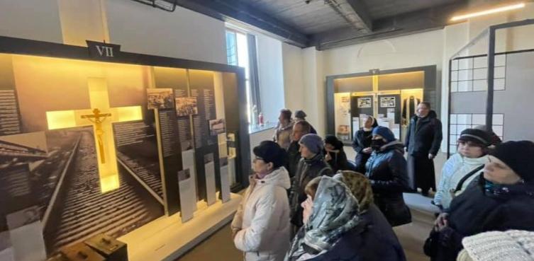 Матері загиблих захисників України відвідали католицький Меморіал мучеників за віру