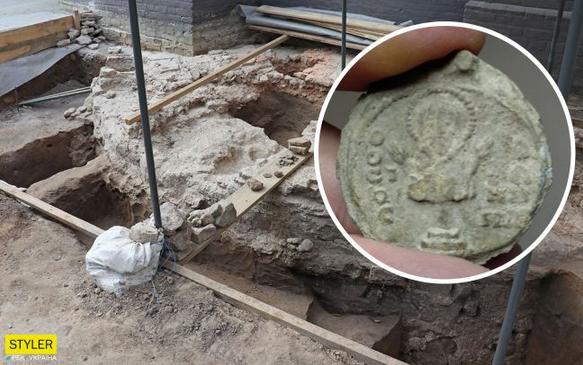 У Софії Київській знайшли 900-річну печатку святого ігумена