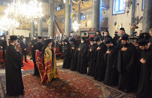 Представники ПЦУ, офісу президента України і Тернопільської облради прибули на Фанар з нагоди 30-річчя інтронізації патріарха Варфоломія