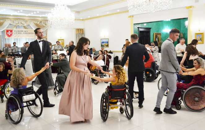 Греко-католики організовують бал для людей з обмеженими фізичними можливостями на Івано-Франківщині